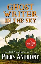 GHOST WRITER IN THE SKY - ANTHONY, PIERS - NEW PAPERBACK BOOK