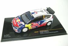 Citroen C4 WRC #7 Winner Portugal 2010 1 43 IXO Ram430 Miniature