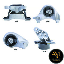New Engine & Auto Trans Mount full Kit Fits Chevrolet Equinox & GMC Terrain 3.6L