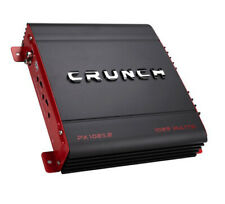 Crunch PX-1025.2 1000W Power X Two Channel Car Audio Stereo Amplifier