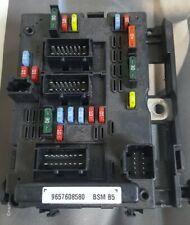 9657608580 BSM B5 FUSEBOX ECU PEUGEOT 307 CITROEN