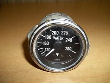 VDO Water Temperature Gauge 0-260 Degree *FREE SHIPPING*
