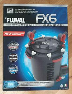 Fluval A219 FX6 External Aquarium Filter