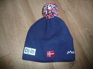 Phenix ski hat. Norway. blue