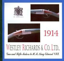 Westley Richards & Co. 1914 Shotgun & Rifle Catalog