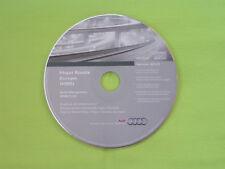 AUDI CD NAVIGATION SOFTWARE EX EUROPA VERSION 2013 BNS 5.0 A2 A3 A4 A6 TT TOP