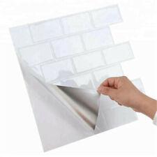 12*12 Inch 3D Self-Adhesive Kitchen Wall Tiles Mosaic Tile Sticker Peel & Stick