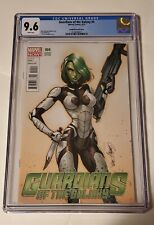 Guardians Of The Galaxy#4 cgc 9.6 ( J.SCOTT CAMPBELL GAMORA VARIANT) VHTF 🔥🔥🔥