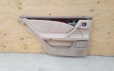 2000 Mercedes Benz E320 Rear Left DOOR panel OEM