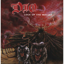 Dio cerradura Up the Wolves CD 1990 Vertigo Phonogram London oeste Alemania 846
