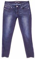 Express Stella Zip Ankle Legging Skinny Jeans Size 4 Women's