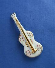 LIMOGES Miniature Cello / Double Bass