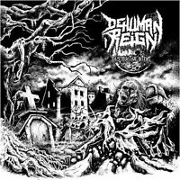 DEHUMAN REIGN - Destructive Intent  [BLACK Vinyl] MLP