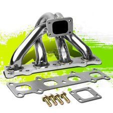 STAINLESS STEEL T25/T28 TURBO MANIFOLD EXHAUST FOR MAZDA MIATA/MX5 NA/NB BP 1.8L