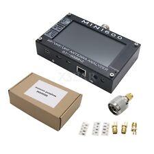 """MINI600 HF/VHF/UHF Antenna Analyzer 0.1-600MHZ w/4.3"""" TFT LCD Touch Screen sz-"""