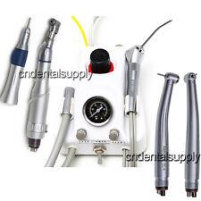 Dental Portable Turbine Unit + 2x Dentista Turbina + Kit Contrangolo Micromotor