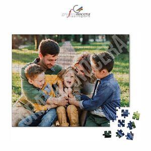 Puzzle formato A4 personalizzato con la tua foto idea regalo