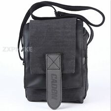Small Walkabout Shoulder Messenger Camera Bag For Nikon D7000 D90 D300s D7100