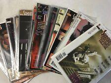 Sandman Mystery Theatre (Golden Age Sandman) lot of 48 issues VF