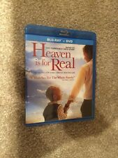 Heaven Is For Real Bluray 1 Disc Set ( No Digital HD)