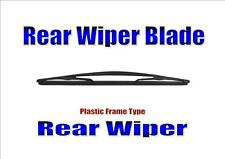 Rear Wiper Blade Back Windscreen Wiper For Nissan Micra 2005-2010