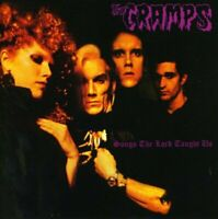 The Cramps - Songs The Lord Taught Us [CD]
