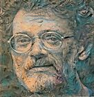 LIMITED PRINT Terence Mckenna Psychonaut Psychedelic Portrait Painting Wall Art
