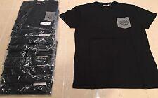 Lot of 8 Brand New VANS 2012 Warp Tour Men's Pocket T-Shirts (Sz. M)