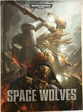 Warhammer 40K Space Wolves Codex Hardcover Englisch Supplement