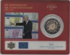 """Commémorative Luxembourg 2012 """"10 ans de l'Euro"""" BU"""