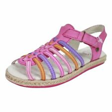 Leather Medium Width Sandals US Size 12 Shoes for Girls
