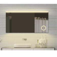 LED Bad Wand Badezimmerspiegel mit Schminkspiegel Warm/Kaltlicht SPM122X70DP