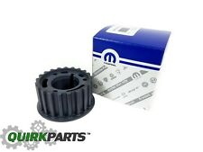 CHRYSLER DODGE JEEP WITH 2.4L ENGINE TIMING CRANKSHAFT SPROCKET MOPAR GENUINE