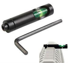 Wasserwaage für Weaverschiene und Picatinny-Schiene Zielfernrohr Jagd Montage