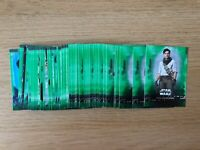 Star Wars: The Rise of Skywalker 2019 Topps From the new film Green base single