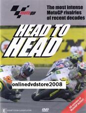 MotoGP HEAD TO HEAD - 500cc MOTORBIKE RACING ACTION - MOTO GP DVD (NEW SEALED)