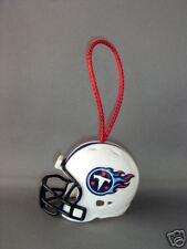 NFL FOOTBALL HELMET CHRISTMAS ORNAMENT TENNESSEE TITANS
