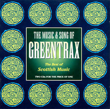VARIOUS ARTISTS - GREENTRAX 10TH ANNIVERSARY USED - VERY GOOD CD