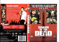 Shaun of The Dead-2004-Simon Pegg -Movie-Dvd