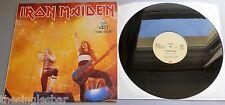 """Iron Maiden - Running Free 1985 German EMI Maxi 12"""" Single"""