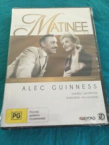 CLASSIC MATINEE MOVIES ALEC GUINESS GREAT EXPECTATIONS/PARIS WITH LOVE/QUILLER M