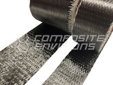 Carbon Fiber Cloth Fabric UNI Directional 12k 11oz TAPE 4""