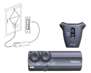 TECSUN AN-48x Active Loop Antenna for Longwave, AM / Medium Wave, and Shortwave