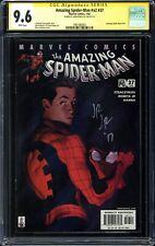 Amazing Spider-Man Vol 2 #37 CGC 9.6 - Signed by John Romita Jr.