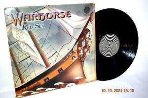 WARHORSE RED SEA ORIGINAL GERMAN 1st PRESS 1972 VERTIGO SWIRL 6360066