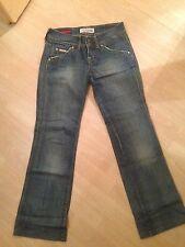 GUESS jean femme taille 34/36 bleu
