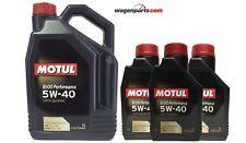Motul 8100 Performance 5W-40 5L Aceite de Motor