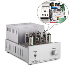 6P14/EL84 Vacuum Tube Power Amplifier Class AB Stereo Audio Amp DIY KIT 13W+13W