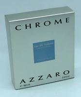 100ml Azzaro Chrome Eau de toilette for Men Perfume Hombre  3.3 oz