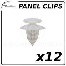 Panel Clips Toyota Range Agya/Aurion/Avensis/Celica/Corolla etc 12381 12 Pack